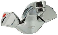 Cмеситель для умывальника MELODIA Dinatro керамика MDV 40120 без гибкой подводки