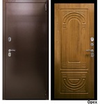 Дверь входная Аргус Термо Композит с терморазрывом