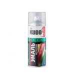 Универсальная эмаль металлик KUDO алюминий