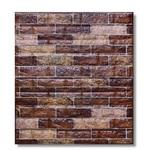 Панель самоклеющиеся Кирпич Клинкер 700 x 770 x 4 мм