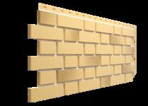 Фасадная панель Docke FLEMISH Желтый жженый