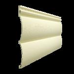 Виниловый сайдинг Docke PREMIUM Блок-Хаус D4.7T Банан
