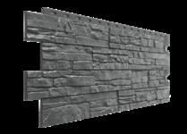 Фасадная панель Docke STEIN Антрацит