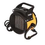 Тепловентилятор DHC 2-100, 230 В, 0.025/1/2 кВт Denzel