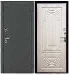Дверь входная Аргус Термо Композит (Серебро Ларче светлый) с терморазрывом