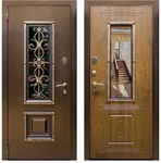 Дверь входная ЦСД Антик (Ажур)